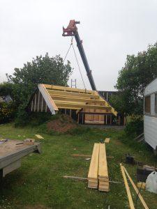 Chalets de jardin kiosque garage bois westhome - Couverture chalet de jardin ...